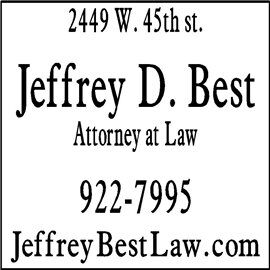 Jeffrey D. Best, Attorney at Law (Hammond, Indiana)