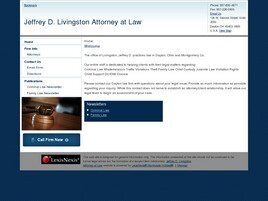 Jeffrey D. Livingston Attorney at Law (Dayton, Ohio)