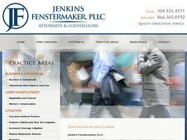 Jenkins Fenstermaker, PLLC (Huntington, West Virginia)