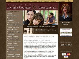 The Law Offices of Jennifer Courtney & Associates, P.C. (Philadelphia, Pennsylvania)