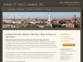 Jerry D. McCumber, P.C. (Decatur, Georgia)