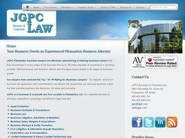 JGPC Business & Corporate Law (Contra Costa Co., California)
