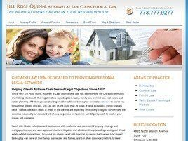 Jill Rose Quinn Attorney and Counselor at Law (Park Ridge, Illinois)