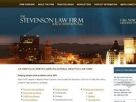 The Stevenson Law Firm (Hendersonville, North Carolina)