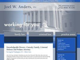 Joel W. Anders, P.C. (Washington, District of Columbia)