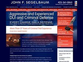 John F. Segelbaum Attorney at Law (Lynnwood, Washington)