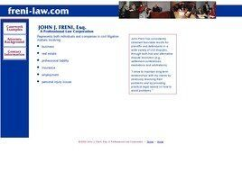 John J. Freni, Esq. A Professional Law Corporation (San Diego Co., California)