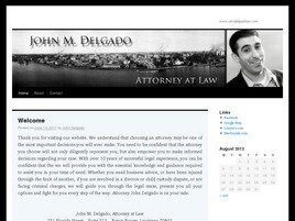 John M. Delgado Attorney at Law (Zachary, Louisiana)