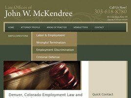 Law Offices of John W. McKendree (Adams Co., Colorado)