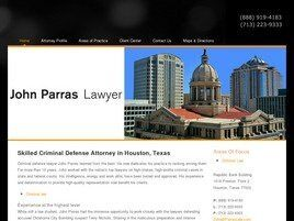 John Parras Law Office (San Antonio, Texas)