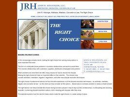 John R. Holsinger, LLC (Newark, New Jersey)