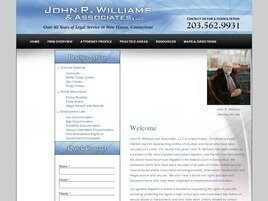 John R. Williams and Associates, LLC (New Haven, Connecticut)