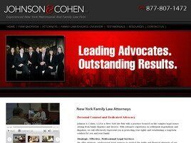 Johnson & Cohen, LLP (White Plains, New York)