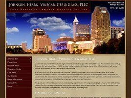 Johnson, Hearn, Vinegar, Gee & Glass, PLLC (Raleigh, North Carolina)