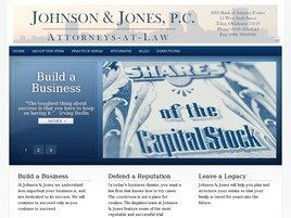 Johnson & Jones, P.C. (Tulsa, Oklahoma)