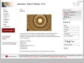 Johnson, Rial & Parker, P.C. (Austin, Texas)