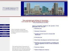 Jones & Associates, P.C. (Baltimore, Maryland)