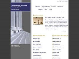 Jones, Childers, McLurkin & Donaldson, PLLC (Mooresville, North Carolina)