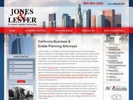 Jones & Lester, LLP (Ventura, California)