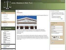 Jones, Meadows & Wall, PLLC (Knox Co., Tennessee)