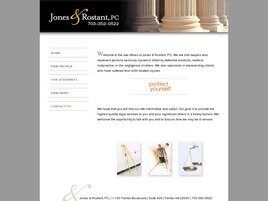 Jones & Rostant, P.C. (Fairfax, Virginia)