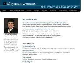 Joseph Meyers & Associates P.C. (New York, New York)