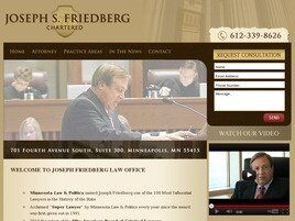 Joseph S. Friedberg Chartered (Minneapolis, Minnesota)