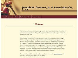 Joseph W. Diemert, Jr. & Associates Co., LPA (Cleveland, Ohio)