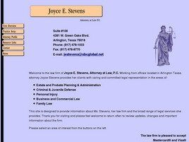 Joyce E. Stevens, Attorney at Law P.C. (Fort Worth, Texas)