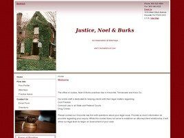 Justice, Noel & Burks (Knoxville, Tennessee)