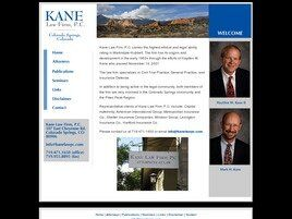 Kane Law Firm, P.C. (Colorado Springs, Colorado)