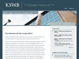 Kantrow, Spaht, Weaver & Blitzer A Professional Law Corporation (East Baton Rouge Parish, Louisiana)