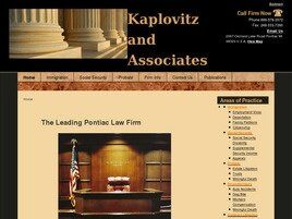 Kaplovitz and Associates, PC (Detroit, Michigan)