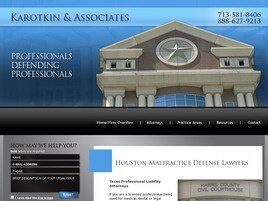 Karotkin & Associates (Houston, Texas)