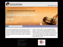Kass Law Firm, P.L.C. (Virginia Beach, Virginia)