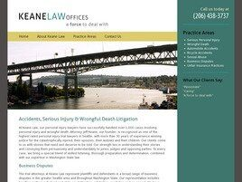 Keane Law Offices (Seattle, Washington)