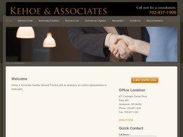 Kehoe & Associates (Mesquite, Nevada)