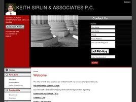 Keith Sirlin & Associates, P.C. (Waterford, Michigan)