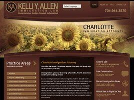 Kelli Y. Allen Immigration Law (Charlotte, North Carolina)