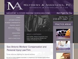 Kelly A. Matthews & Associates, P.C. (Austin, Texas)
