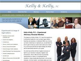 Kelly & Kelly, P.C. (Wayne Co., Michigan)