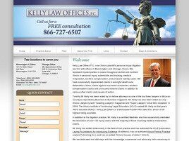 Kelly Law Offices, P.C. (Bloomington, Illinois)