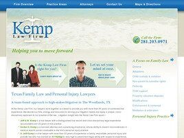 Kemp Law Firm (The Woodlands, Texas)