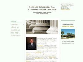 Kenneth Bohannon, P.L. (Daytona Beach, Florida)