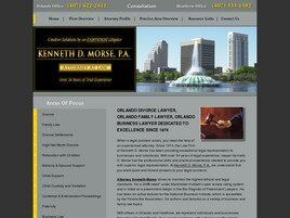 Kenneth D. Morse A Professional Association (Orlando, Florida)