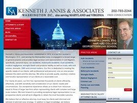 Kenneth J. Annis & Associates (Washington, District of Columbia)