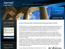 Kernell Law Firm, P.C. (St. Louis, Missouri)