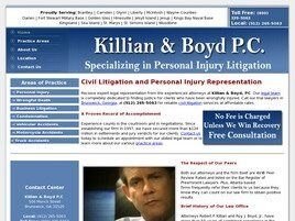 Killian & Boyd P.C. (Brunswick, Georgia)
