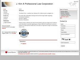 J. Kim A Professional Law Corporation (Los Angeles, California)