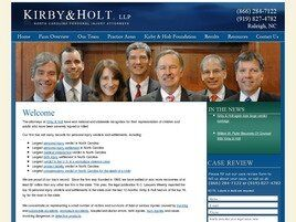Kirby & Holt, LLP (Raleigh, North Carolina)